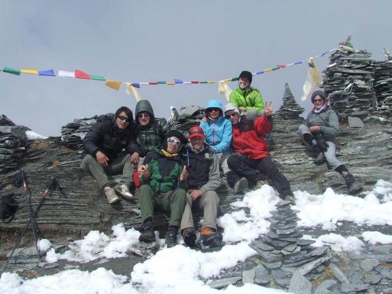 Népal 2014