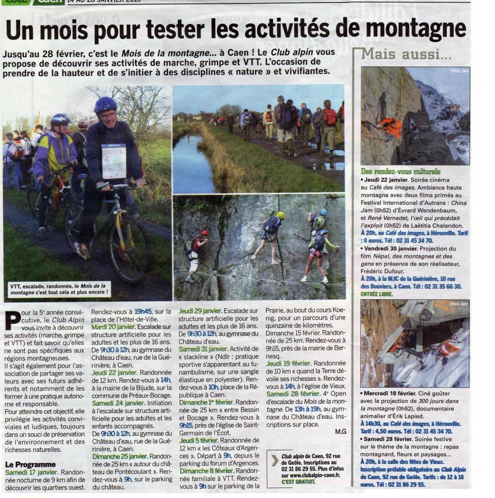 article Côté Caen