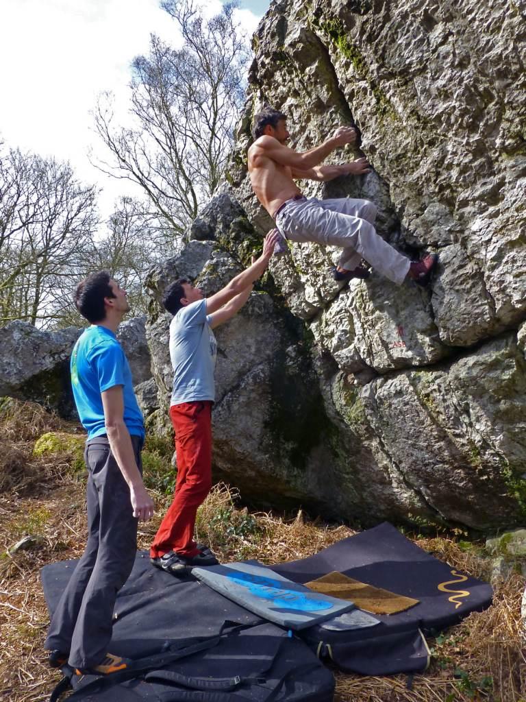 Dod grimpe en Normandie (35)