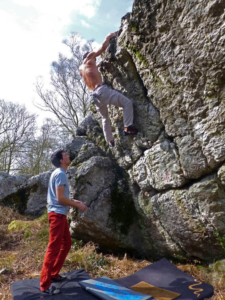 Dod grimpe en Normandie (37)