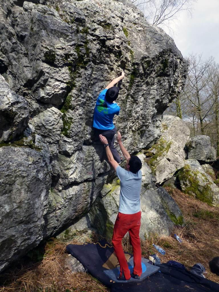 Dod grimpe en Normandie (40)