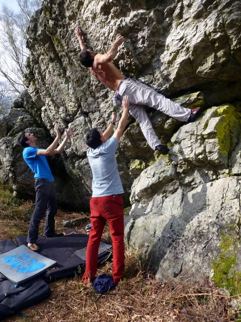 Dod grimpe en Normandie (45)