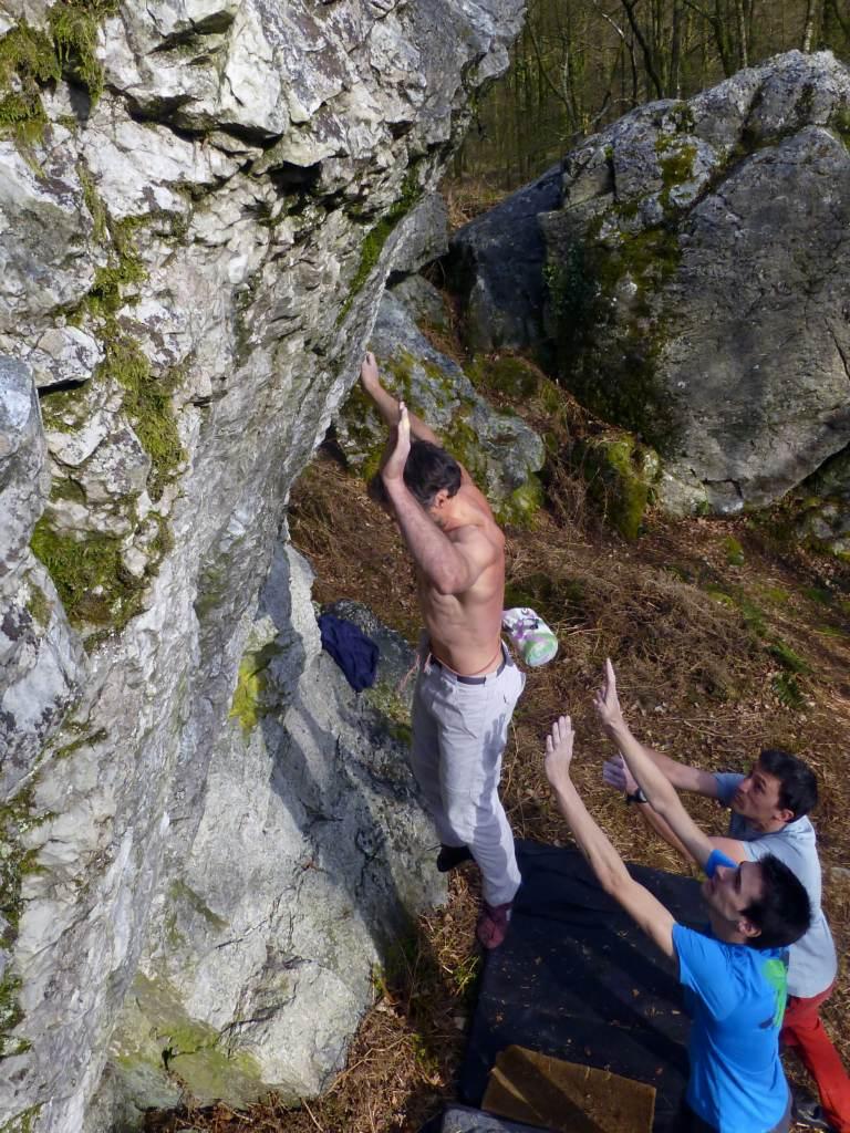 Dod grimpe en Normandie (55)