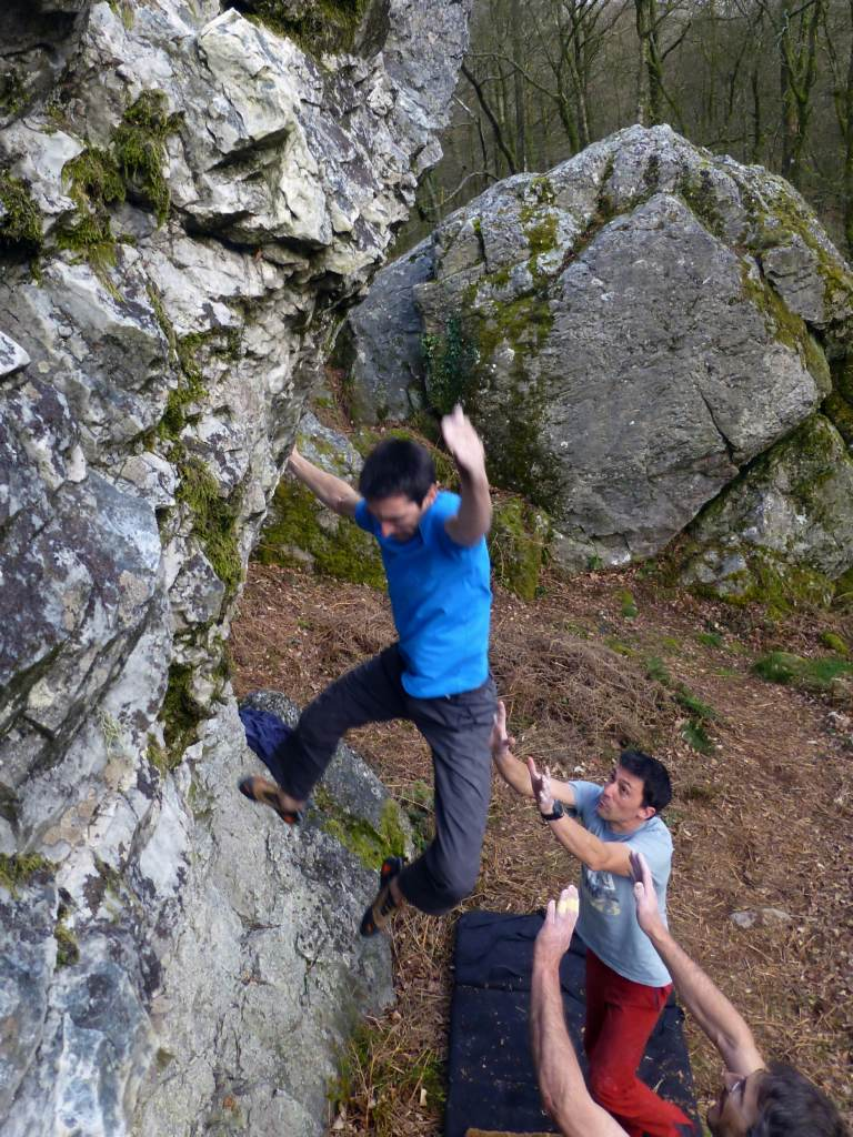 Dod grimpe en Normandie (56)