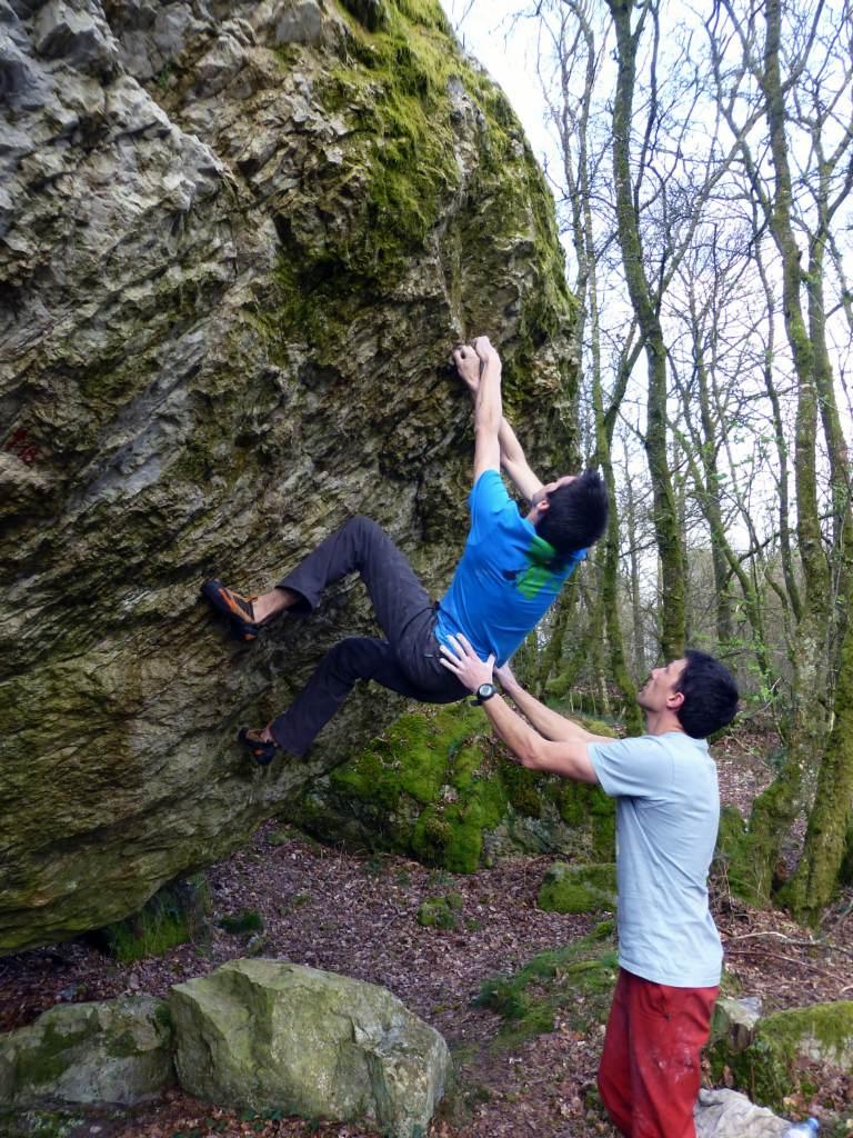 Dod grimpe en Normandie (61)
