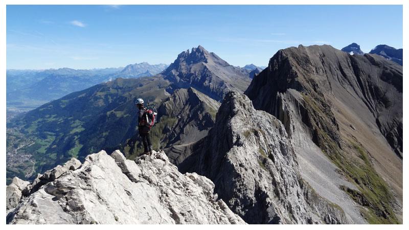 DodTour - Alpes - les dents blanches 2728m