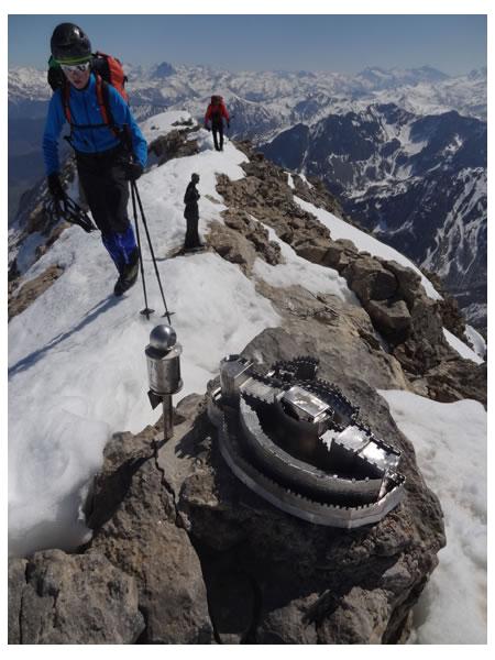 DodTour - Pyrenees - Pic des 3 rois 2444m