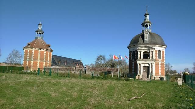 la Chapelle St Nicolas de Bonnebos