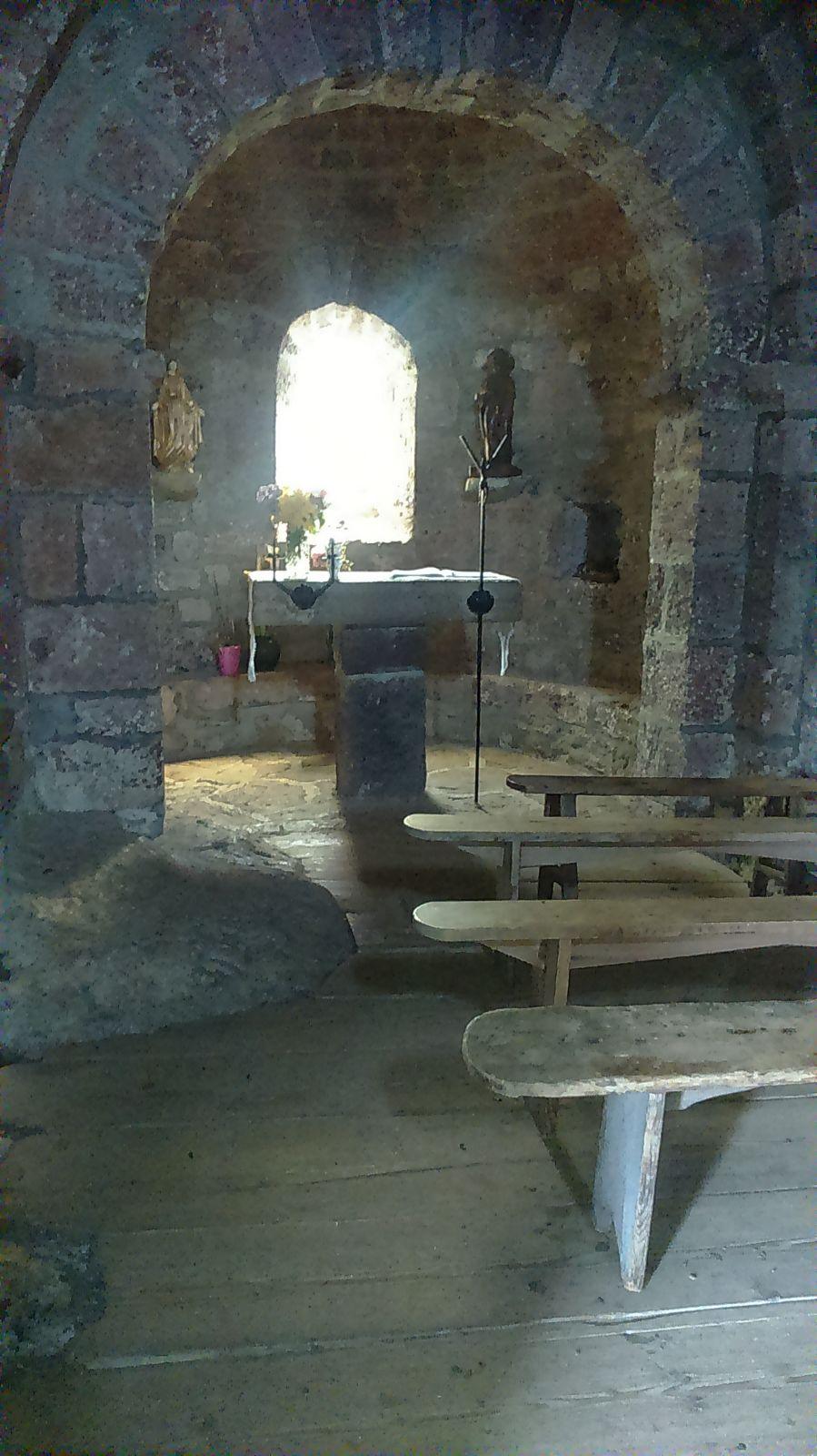 Rochegude, la chapelle