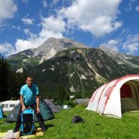 "Camping ""Le Chamois"" à Pralognan la Vanoise"