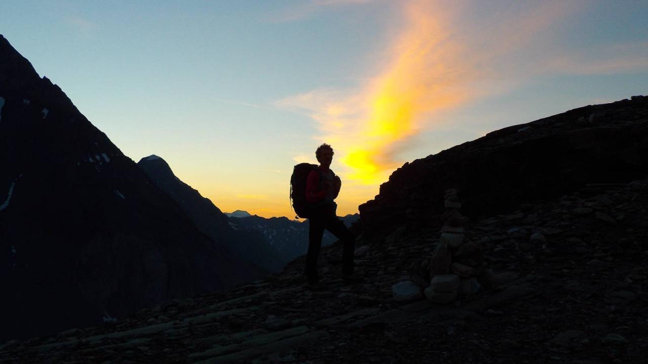Traversée du Mont Pelve