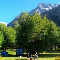 Camping d'Arsine