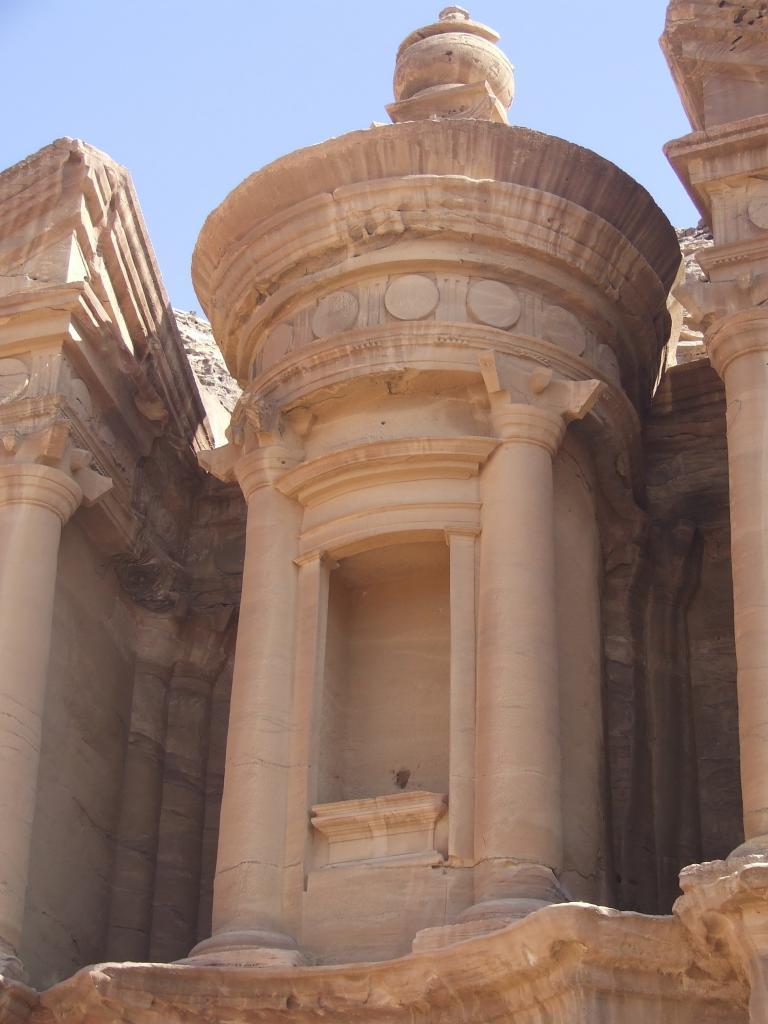 Le Monastère (Pétra) - Jordanie