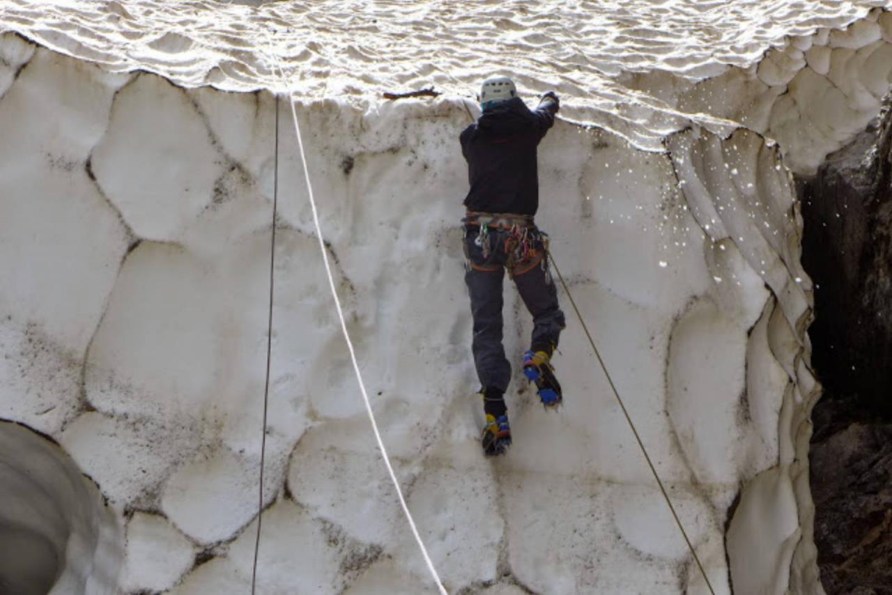 Randonnée Alpine et Alpinisme