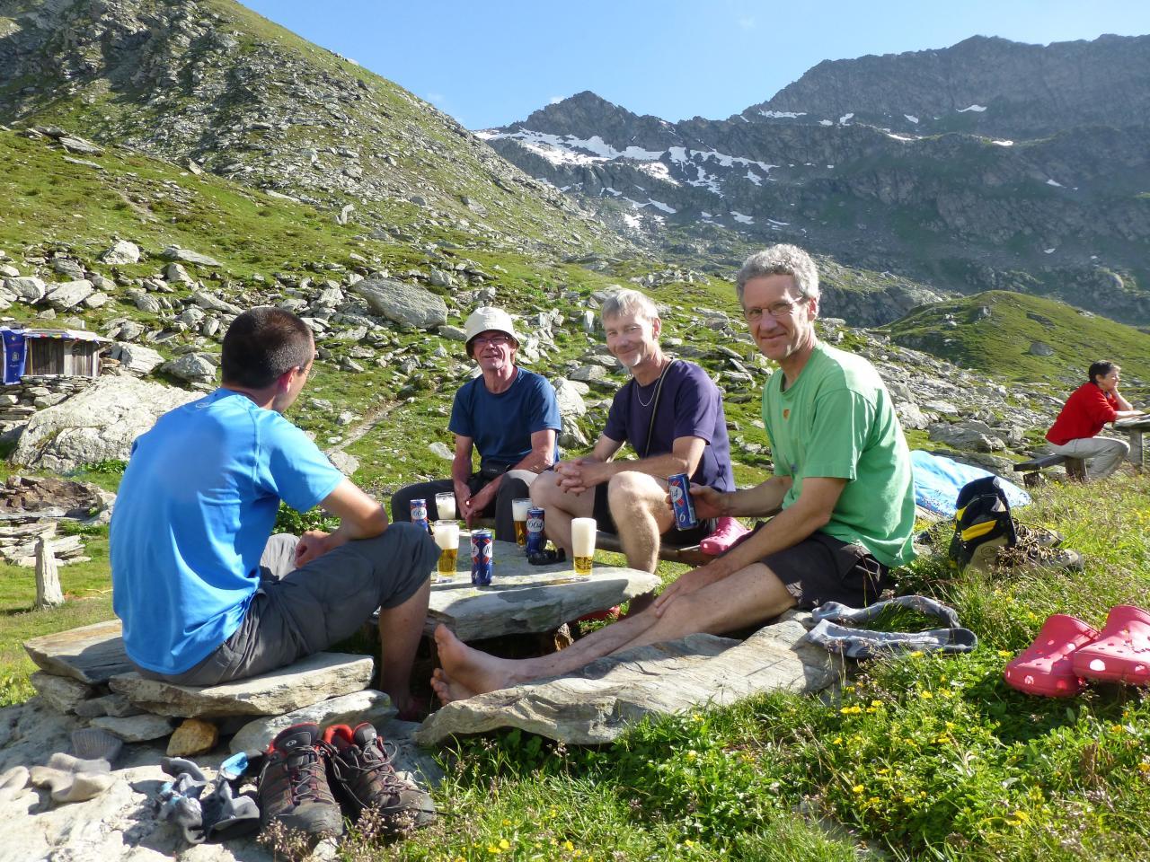 Stage Alpinisme Vanoise juillet 2014