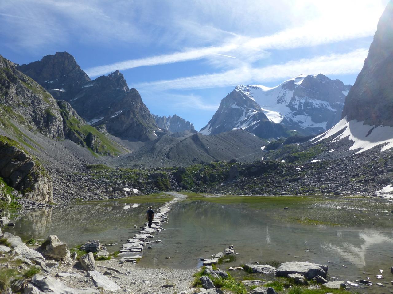 Lac des Vaches 2318m