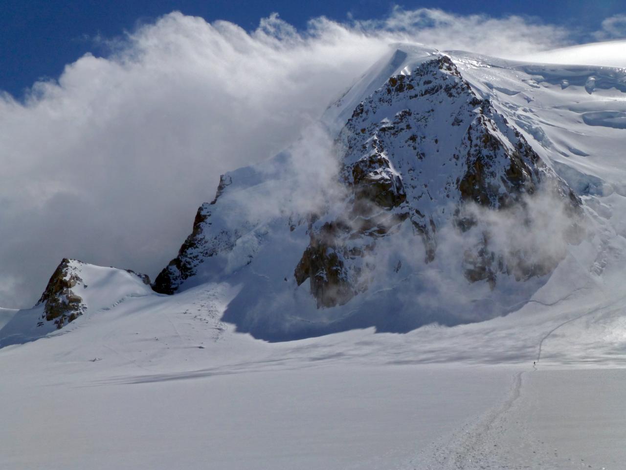 Mont Blanc du Tacul, 4248m