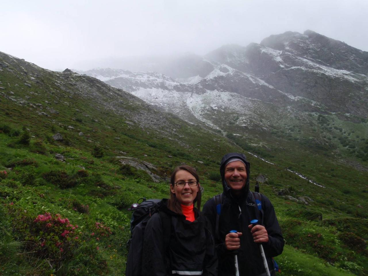 Stage alpinisme Vanoise juillet 2016