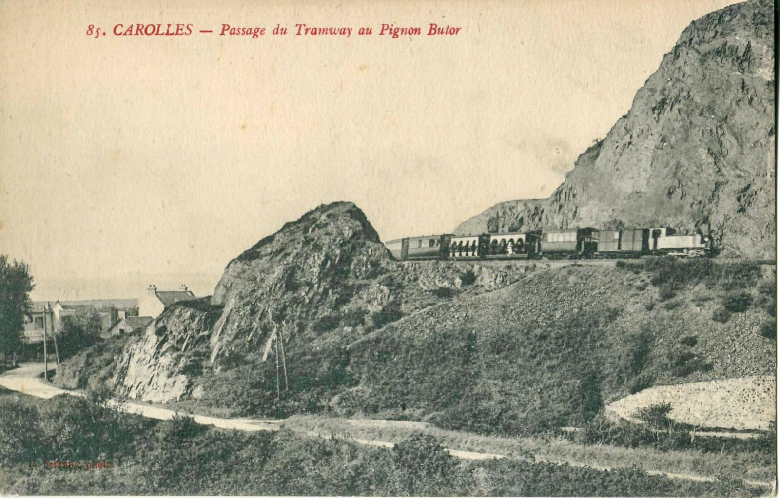 Passage au Pignon Butor