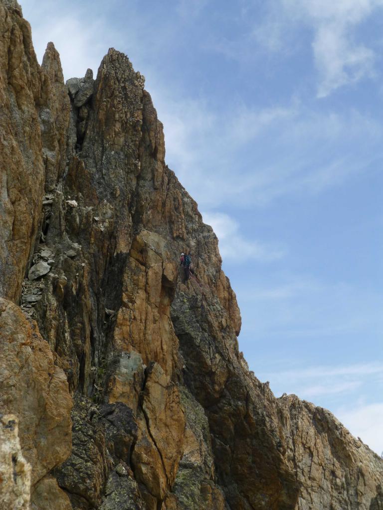 Pointe de Burlan - Remise à Flo - 01