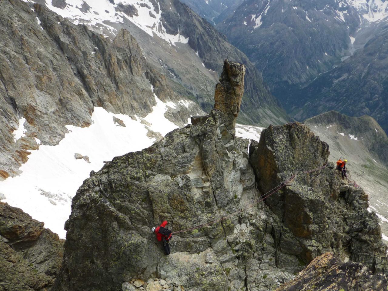 Pointe de Burlan