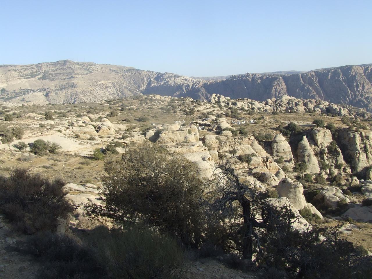 Réserve naturelle de Dana (Jordanie)