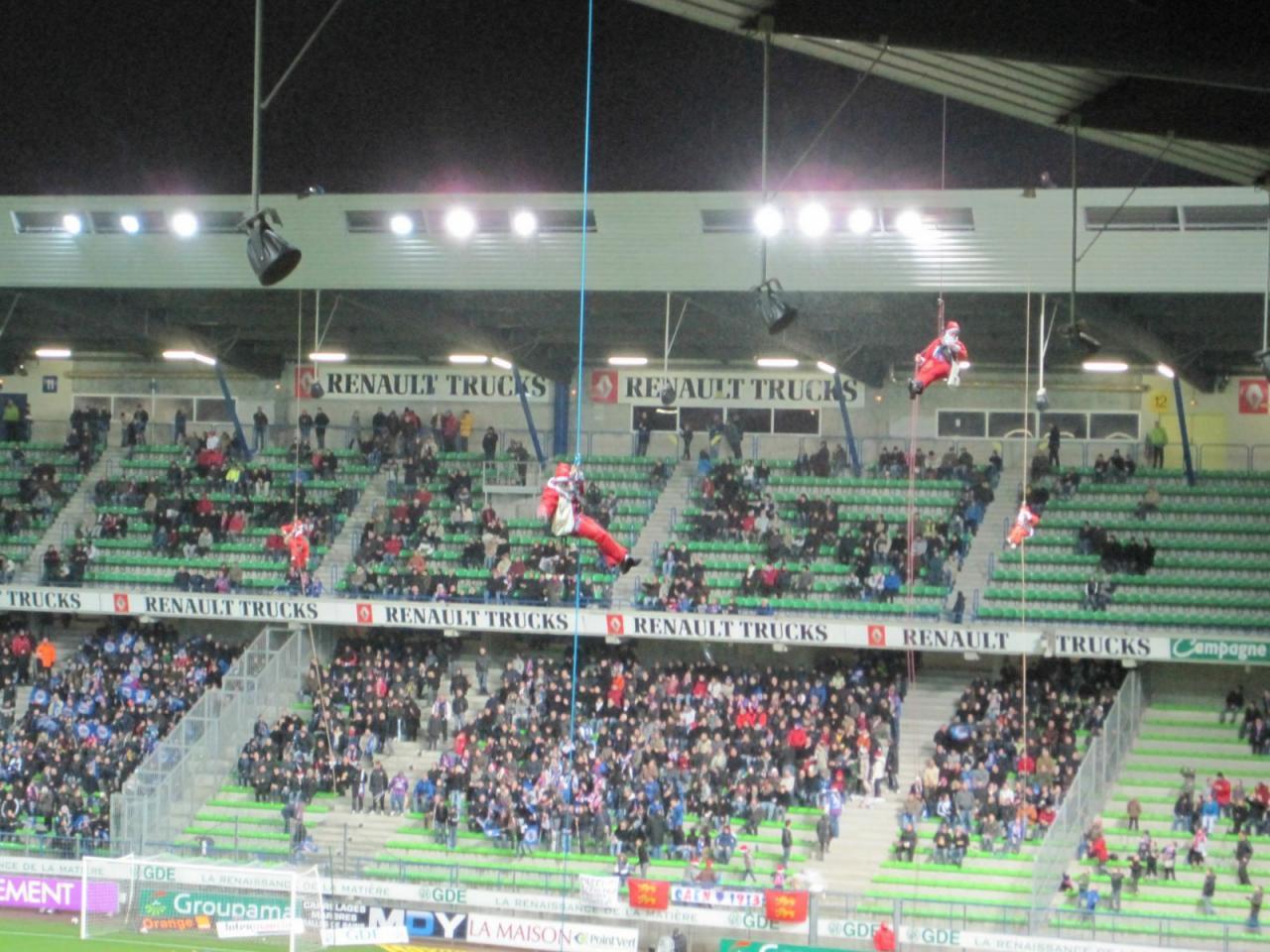 Stade Michel d'Ornano 2011