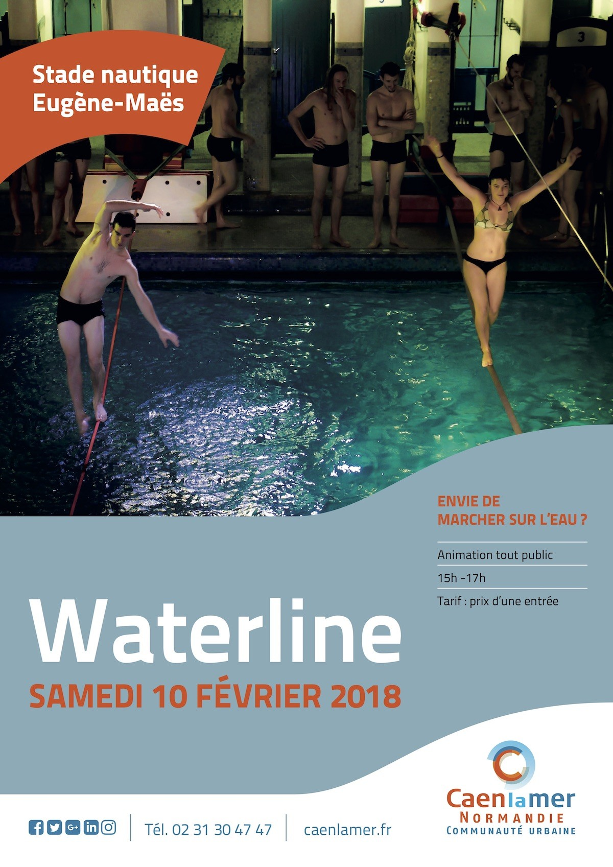 Waterline Stade nautique