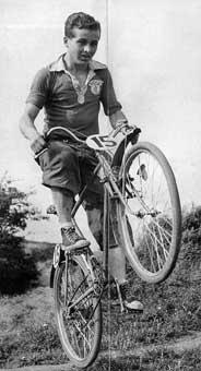 Jean Duda, l'autre pionié du VTT - 1950