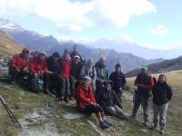 Col Sang Pass au Népal (3 830 m)