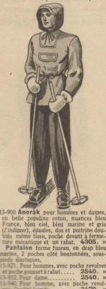 Habi de skieur