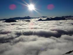 Mer de nuages - Grand Bec