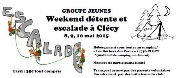 Weekend detente à Clécy